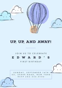 Edward's パーティー招待状