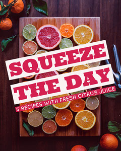 Citrus Juice Recipe Pinterest Graphic Juice