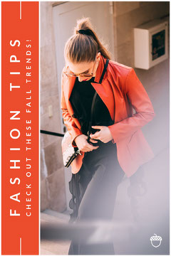 FASHION TIPS Autumn