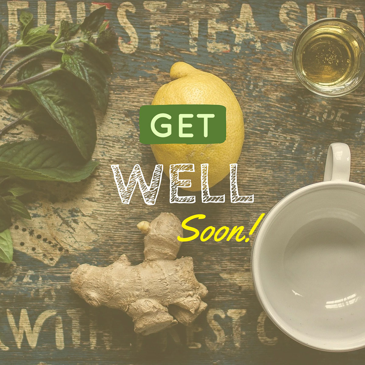 Well Well Soon! Get