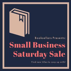 small business saturday book sale igsquare Small Business