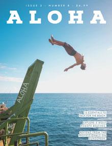 ALOHA Magazine Cover