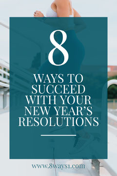 New Years Resolution 8 Ways Pinterest Fitness