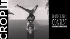 Black and White Photography Contest Twitter Post Graphic Contest