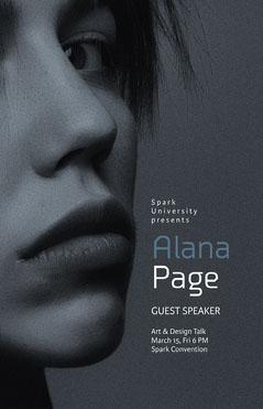 guest speaker poster Speaker