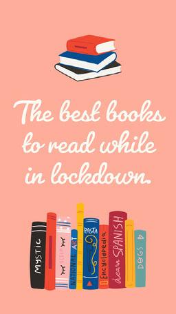 Best Books Instagram Story