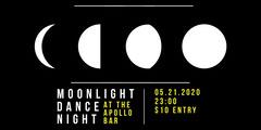 Moonlight Dance Night Eventbrite Banner Dance Flyers