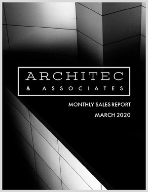 Black and White Monthly Report Rapporto