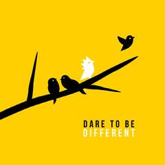 DIFFERENT Bird
