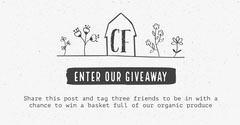 Black and White Barn Shop Giveaway Online Contest Facebook Ad Giveaway