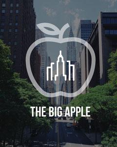 The Big Apple City