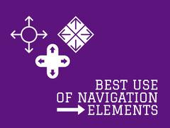 Purple User Experience Design Presentation Slide Designer