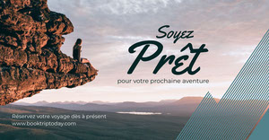 adventure facebook ad Annonce Facebook