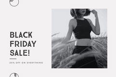 BLACK FRIDAY SALE! Thanksgiving Sale