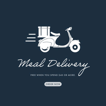 meal delivery instagram COVID-19