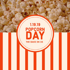 popcorn<BR>day Holiday