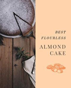 ALMOND CAKE Cakes