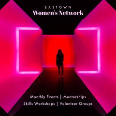 Pink Neon Women's Network Instagram Square  Workshop