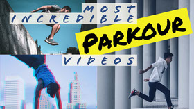 Parkour Youtube 배너