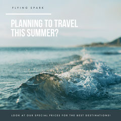 PLANNING TO TRAVEL THIS SUMMER?  Travel