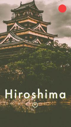 Hiroshima Instagram Story  Japan