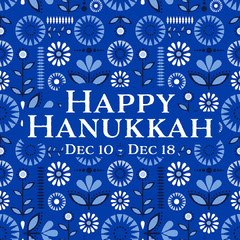blue and white happy hanukkah instagram  Hannukkah