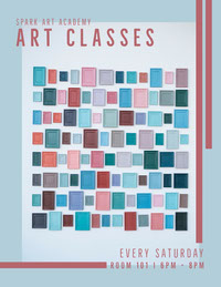 Art classes Small Business