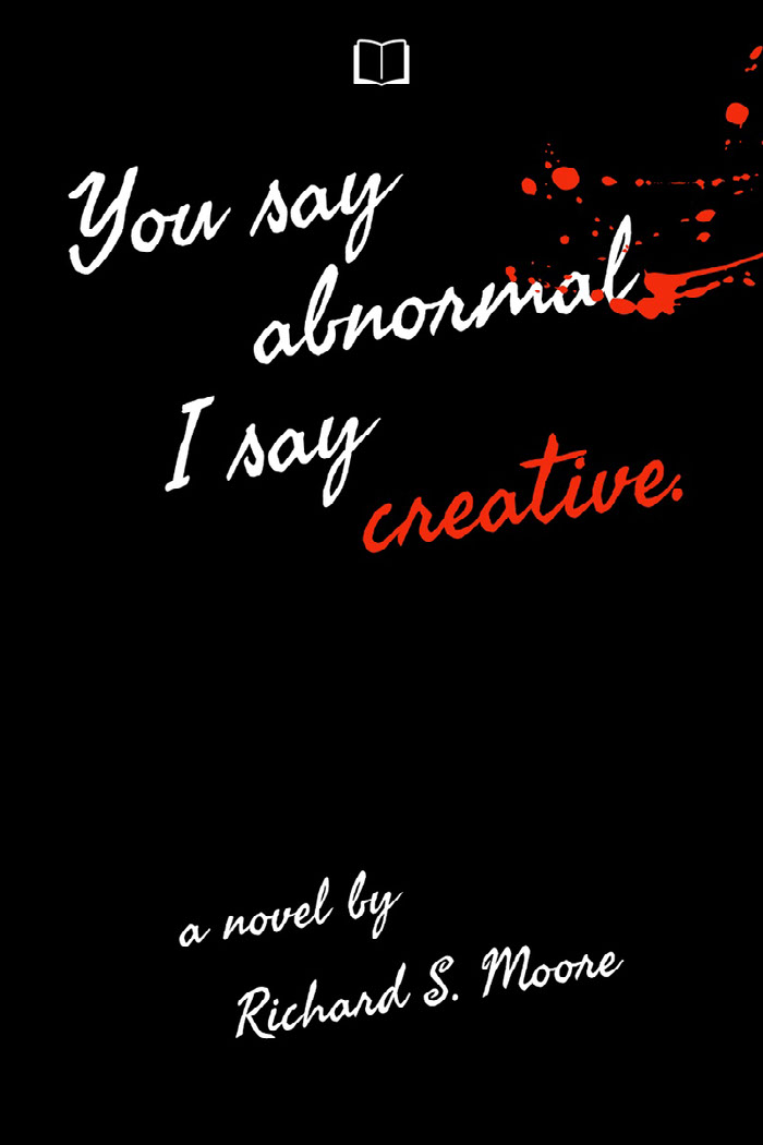 Black, Red and White, Horror Story, Kindle Book Cover Idee per le copertine dei libri