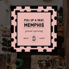 pull up a seat,<BR>MEMPHIS Cafe