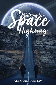 Outer Space Walking the space Highway Bookcover Earth
