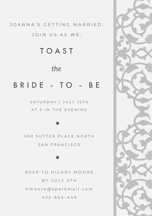bridalshowerinvitations Bridal Shower Invitation