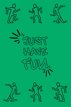 just have fun pinterest  Dance Flyer