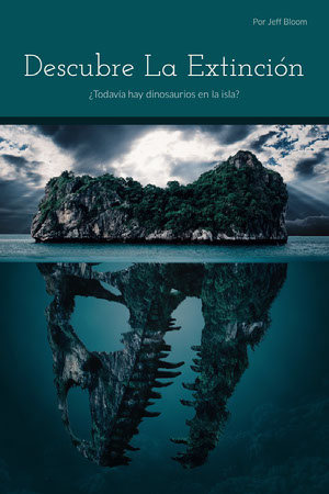 discover extinction fantasy book covers  Portada de libro