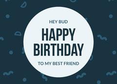 Happy Birthday Friends