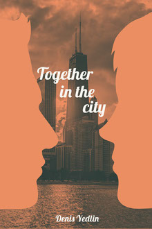 Together In The City Book Cover Book Cover