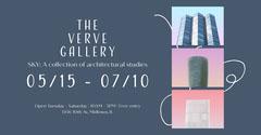 Grey Gallery Exhibition Facebook Ad Architecture