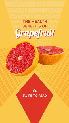 Grapefruit Health Posters