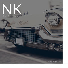 Black and White NK Album Cover Car