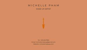 Michelle Pham Visitenkarte