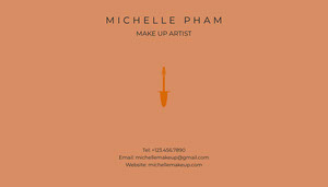 Michelle Pham Carte de visite
