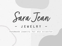 Gray Shapes Elegant Jewelry Store Facebook Shop Cover Jewelry