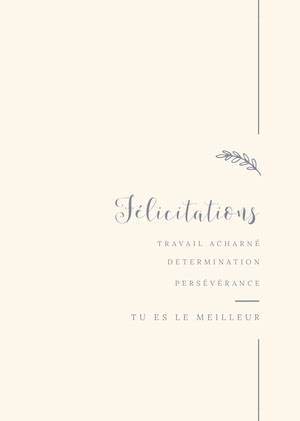 you are a star congratulations cards Carte de félicitations