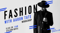 Fashion Eventbrite Banner Workshop