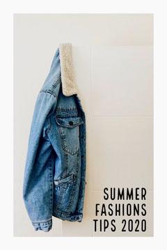Summer Fashion Pinterest Guide