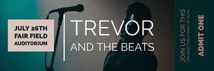 Trevor and the beats チケット