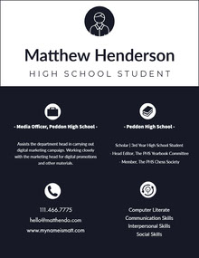 Matthew Henderson