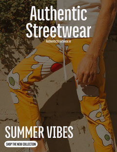 Authentic StreetWear Newsletter Clothing
