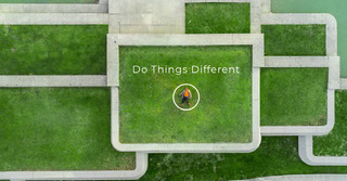 Do Things Different Facebook-omslag