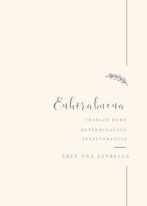 classic congratulations cards  Tarjeta de felicitación
