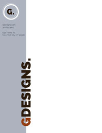 Pale Blue Creative Agency Letterhead Letterhead Templates